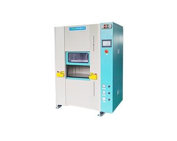 Hot plate machine